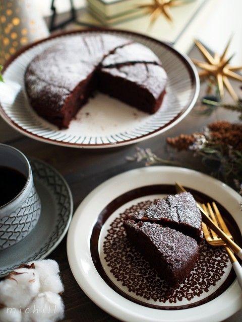 混ぜて焼くだけ 初心者でも絶対失敗なしのチョコレートケーキ 18年12月06日 Biglobe Beauty