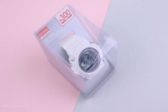 ダイソー 腕時計 似てる
