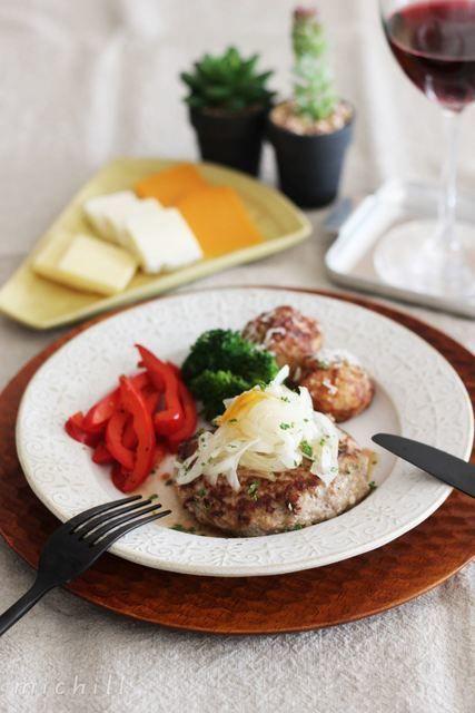 ダイエット中にも!さっぱりとした味付けの豆腐ハンバーグレシピ