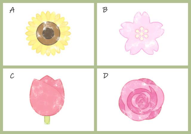 部屋に飾りたい花でわかる本性が見える裏性格 心理テスト
