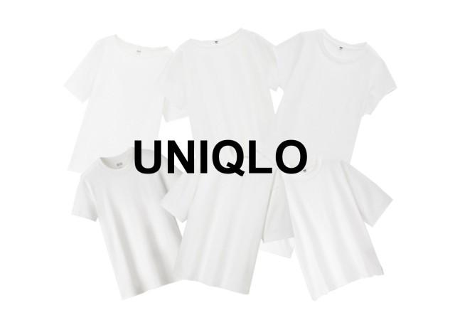 ユニクロ UNIQLO UNIQLO U ユニクロユー 白T Tシャツ 白 夏 2020 おすすめ 人気