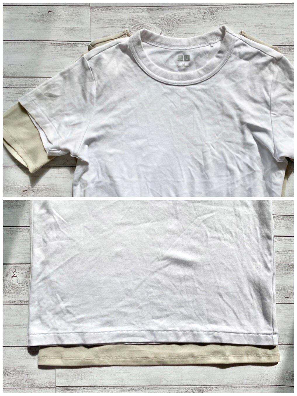 T シャツ ユニクロ きめ つ