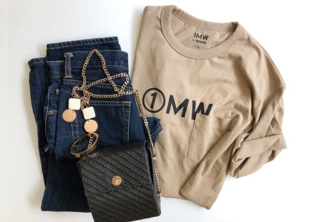メンズ GU コラボ Tシャツ コーデ ファッションアイテム