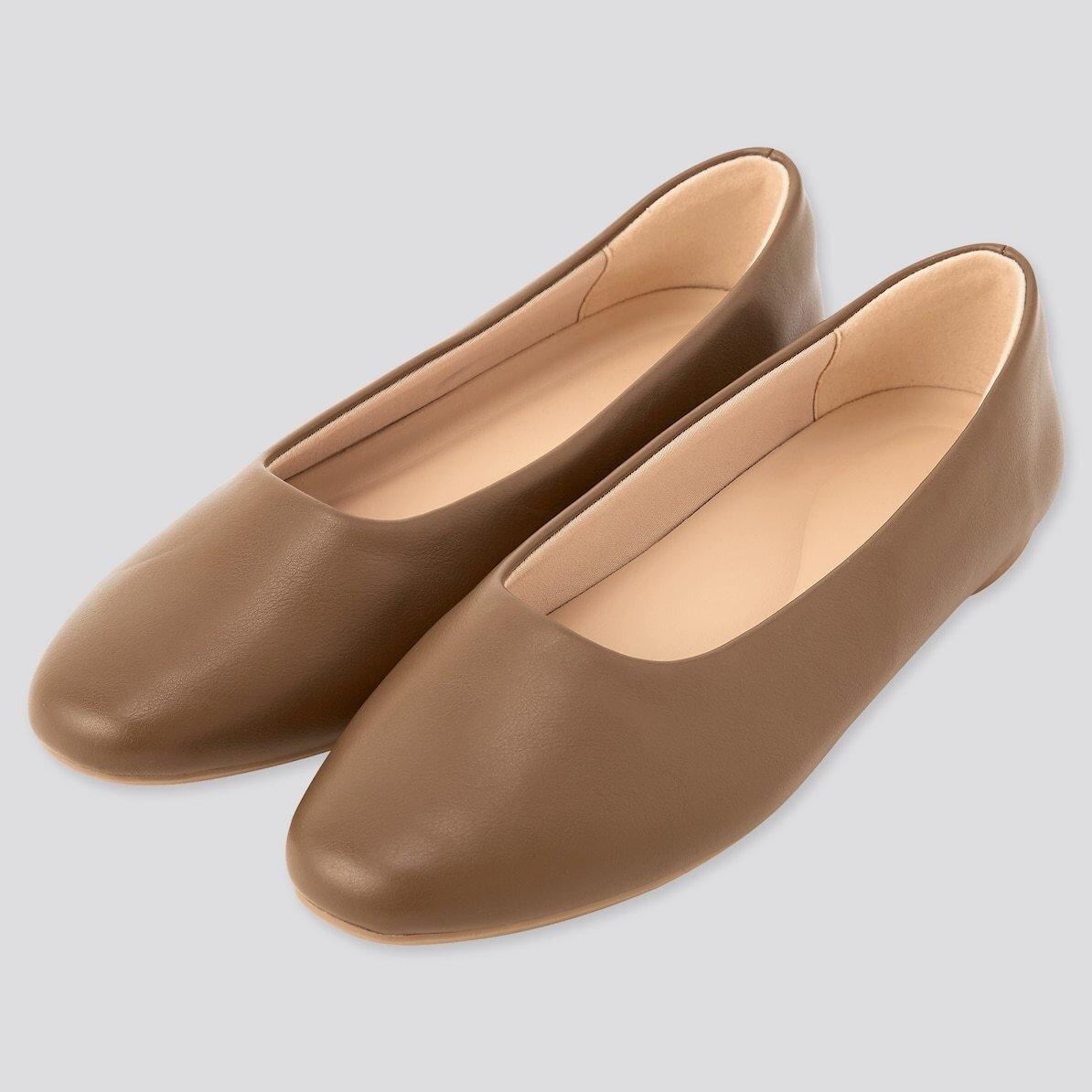 ユニクロ 秋 おすすめ アイテム 2020 初秋 晩夏 人気 おしゃれ レディース トレンド プチプラ 最新 新作 パンプス フラットシューズ フラット フラットパンプス 靴