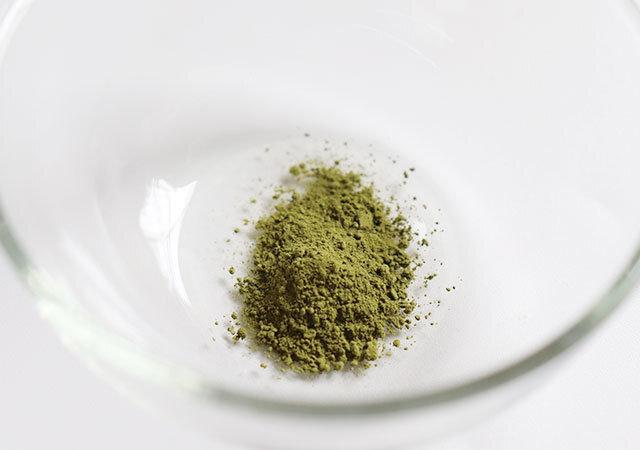 ダイソー 粉末緑茶スティック 国産 パウダー