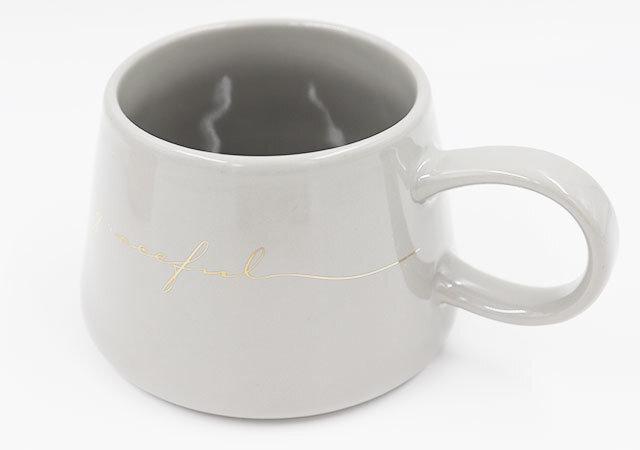 ダイソー マグカップ 磁器