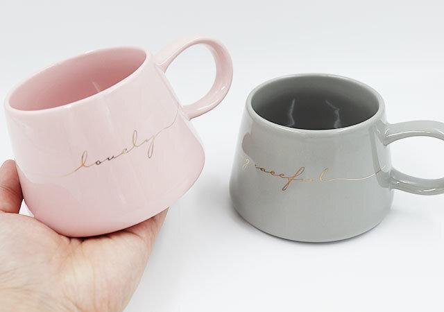 ダイソー マグカップ ペア
