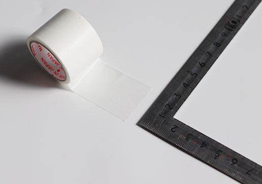 ダイソー マスキングテープ カビ汚れ防止 画像 新作 白 ワイド
