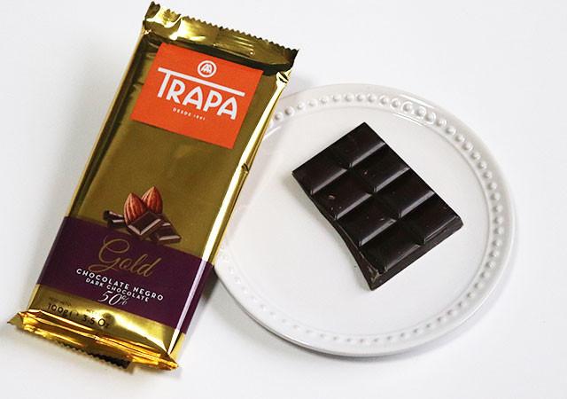 キャンドゥ チョコ トラパ 画像